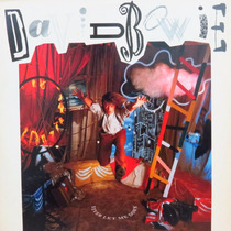 Lp David Bowie - Never Let Me Down - Vinil Raro