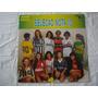 Mancha-lp-vinil-sabor Brasil-seleção Nota 10-samba-rock-pago