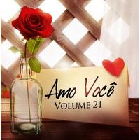 Cd Amo Você - Volume 21 - Mk * Lançamento