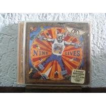Cd Nine Lives # Aerosmith (importado)