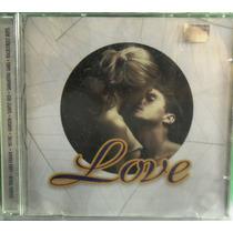 Cd Love (lara Fabian,hanson,debbie Gibson, Alexia,shania)
