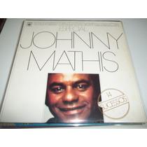 Vinil/lp - Jhonny Mathis - 14 Sucessos