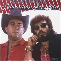 Milionário E José Rico - Os Grandes Sucessos (cd Lacrado)