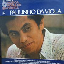 Lp Paulinho Da Viola - Sinal Fechado - Vinil Raro