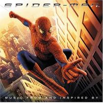 Cd Homem Aranha Spider-man Tso (2002) - Novo Lacrado
