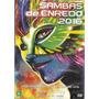 Dvd Sambas De Enredo 2016 Rj Beija-flor,salgueiro, Mangueira