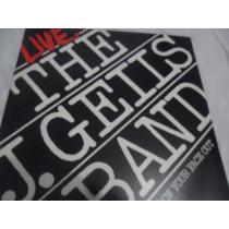 Lp - The J. Geils Band - Live - Blow Your Face Out