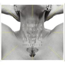 Lp Zélia Duncan - Canta Itamar Assumpção Tudo Esclarecido