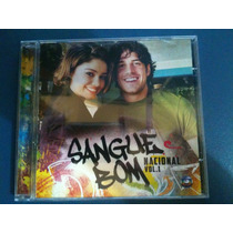 Cd Novela Sangue Bom Nacional Vol 1 Lacrado