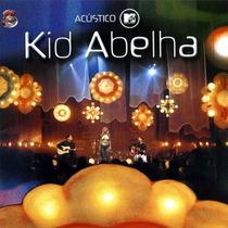 Cd Kid Abelha - Acústico Mtv 2002