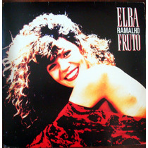 Elba Ramalho - Lp Vinil Raridade Discos