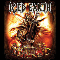 Iced Earth Festivals Of The Wicked (cd Novo E Lacrado)