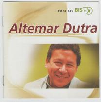 Cd Altemar Dutra - Bis - Cd Duplo - Brigas - Somos Iguais