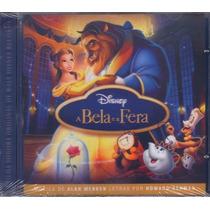 Cd The Beauty And The Beast A Bela E A Fera Original Lacrado