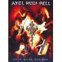 Dvd Duplo- Axel Rudi Pell ¿ Live Over Europe