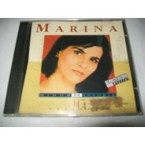 Cd Minha História - Marina