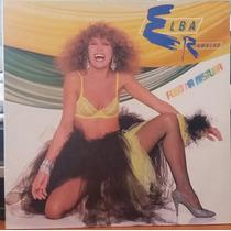 Elba Ramalho - Fogo Na Mistura - 1985 (lp C/encarte)