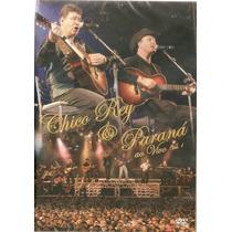 Dvd Chico Rey & Paraná - Ao Vivo Vol. 1 * Frete Grátis *