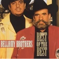 Cd Bellamy Brothers - Best Of The Best