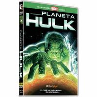 Dvd Planeta Hulk - Uma Animacao Marvel Studio