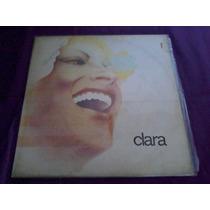 Lp - Clara Nunes - Canto Das Tres Raças - Lp Com Poster