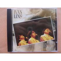Ivan Lins- Cd 20 Anos Ao Vivo- 1991- Original- 1ª Edição!