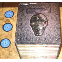 Box 15 Cd Iron Maiden (1998) 12 Albuns C/ Dickinson Di