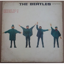 Lp Exc The Beatles Help 1965