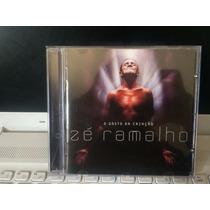 Zé Ramalho, Cd O Gosto Da Criação, Bmg-2002 Novo