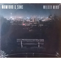 Cd Mumford & Sons Wilder Mind 2015 Deluxe Edition Importado