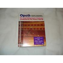 Opeth - In Live Concert - Box 2 Dvds/3 Cds - Digipak - Japão