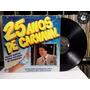 Lp Silvio Santos 25 Anos De Carnaval - Veja O Video - Eg