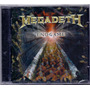 Cd Megadeth - Endgame - Novo***