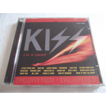 Cd Kiss Live In Concert - Kiss