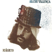 Cd Alceu Valença Mágico (1984) - Novo Lacrado