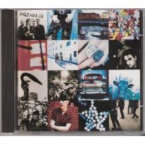 Cd U2 - Achtung Baby ( Usa ) Island 2001