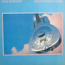Lp Dire Straits - Brothers In Arms - Vinil Raro