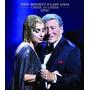 Dvd Tony Bennett & Lady Gaga Cheek To Cheek Live Original