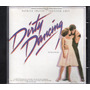 Dirty Dancing - Ost - Vários - Cd Original - Patrick Swaze