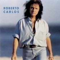 Cd Roberto Carlos: Amigo Não Chore Por Ela