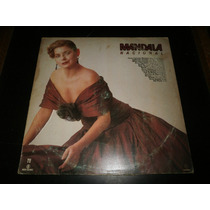 Lp Trilha Sonora Nacional Mandala, Disco Vinil, Ano 1987