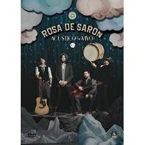 Rosa De Saron - Acústico E Ao Vivo 2/3 - Dvd Original