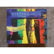 Caetano Veloso - Álbum Livro - Cd - 1997 - Polygran