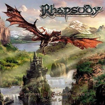 Rhapsody - Symphony Of Enchanted Lands Ii (edição Cd/dvd)