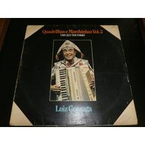 Lp Quadrilhas E Marchinhas Vol.2 - Luiz Gonzaga, Vinil, 1979
