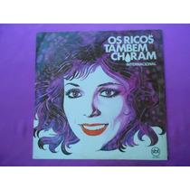 Lp Trilha Sonora Novela P/1982- Os Ricos Tambem Choram Sbt