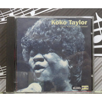 Koko Taylor Love You Like A Woman Cd Mestres Do Blues