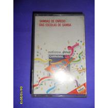 Sambas De Enredo Das Escola Samba Em K7 Frete 8,00