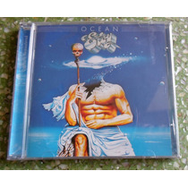 Cd Eloy - Ocean - Remasterizado - Importado - Lacrado.