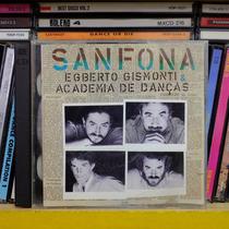 Egberto Gismonti & Academia De Danças - Sanfona - Duplo Cd